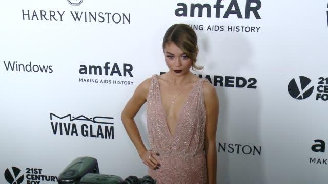 Sarah Hyland at amfAR's Inspiration Gala Los Angeles 2015 in Los Angeles CA