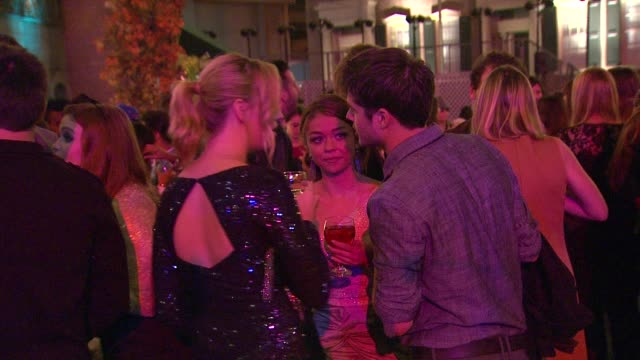 sarah hyland - sarah hyland stock videos and b-roll footage