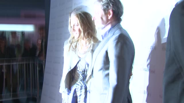 sarah jessica parker and matthew broderick at the new york premiere of then she found me at the amc lincoln square theater in new york new york on... - matthew broderick stock videos & royalty-free footage