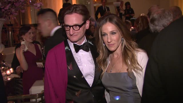 Sarah Jessica Parker at 2012 Carnegie Hall Medal Of Excellence Galaat The Waldorf Astoria on April 23 2012 in New York New York