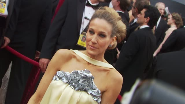 Sarah Jessica Parker at the 82nd Annual Academy Awards Arrivals at Hollywood CA