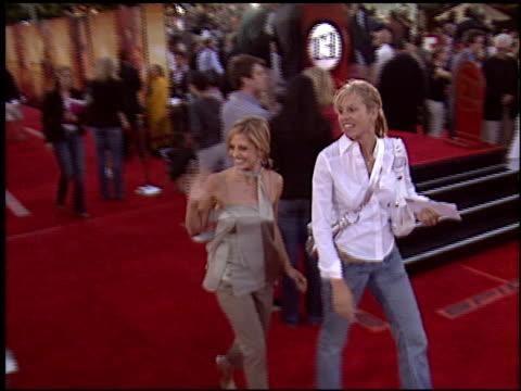 sarah michelle gellar at the 'spider-man 2' premiere on june 22, 2004. - house spider stock videos & royalty-free footage