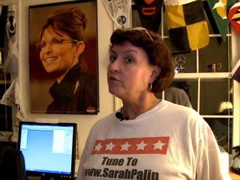 vídeos de stock e filmes b-roll de sarah palinõs autobiography hits stores tuesday. , going rogue, is the 2008 election told by the republican vice presidential candidate, and running... - capa de livro