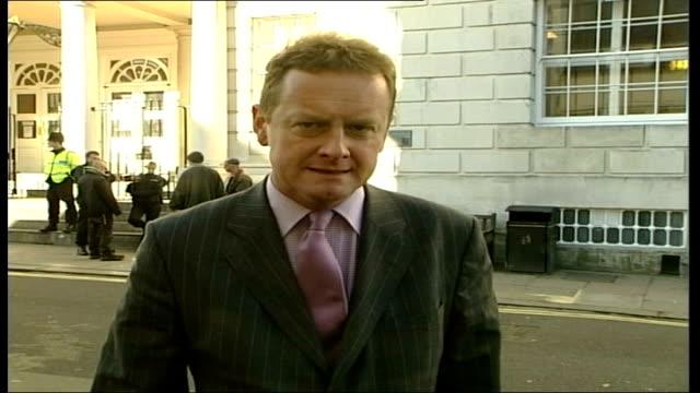 vídeos de stock, filmes e b-roll de new jury sworn in england sussex lewes ext reporter to camera ltn - ocupação na mídia