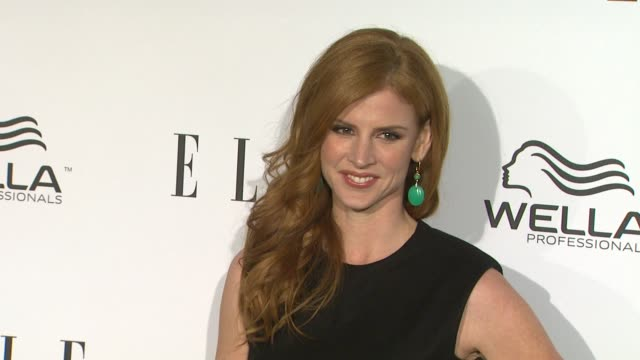 Sarah Rafferty at Elle's 2nd Annual 'Women In Television' Celebration 1/24/2013 in West Hollywood CA