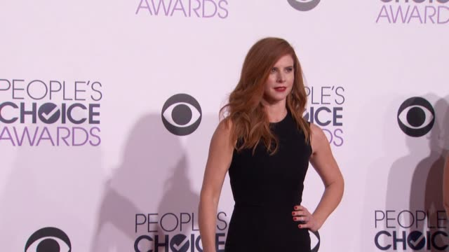 Sarah Rafferty at People's Choice Awards 2015 in Los Angeles CA