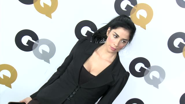 Sarah Silverman at GQ's 2012 Men Of The Year Party on 11/13/12 in Los Angeles CA
