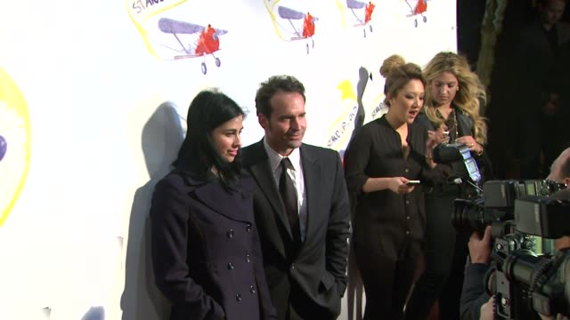 """stockvideo's en b-roll-footage met sarah silverman at """"stand up for gus"""" benefit in west hollywood, ca, on . - sarah silverman"""