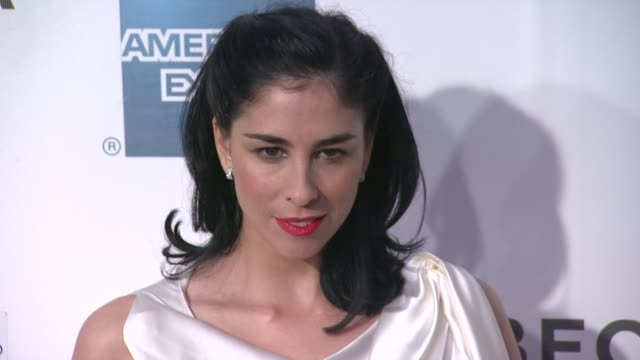 Sarah Silverman at Take this Waltz Premiere 2012 Tribeca Film Festival at Borough of Manhattan Community College on April 22 2012 in New York New York