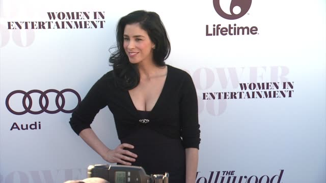 Sarah Silverman at the Hollywood Reporter's 2014 Women In Entertainment Breakfast in Los Angeles CA on