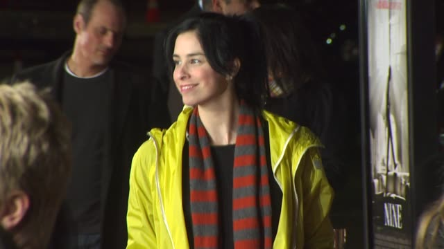 Sarah Silverman at the 'Nine' Special Screening at Westwood CA