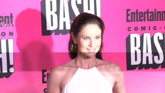 Sarah Wayne Callies at the Entertainment Weekly San Diego Comic Con Party