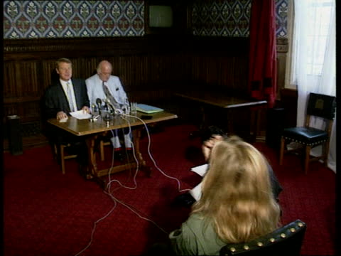 Geneva diplomacy ENGLAND London LMS Paddy Ashdown as along to pkf with Sir Russell Johnston MP Paddy Ashdown MP pkf SOF If this conflict spreads to...