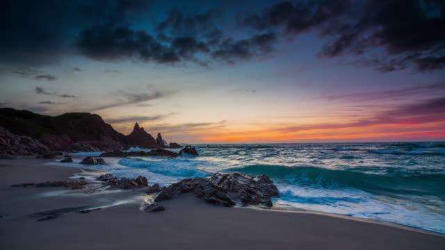 Sardinië Beach Sunset - Italië