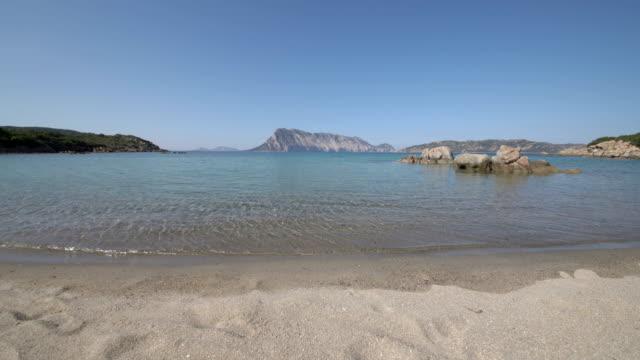 sardinian beach - spiaggia stock videos & royalty-free footage
