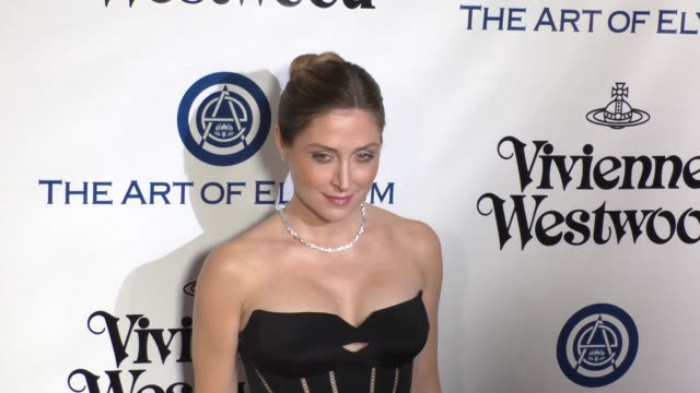 Sasha Alexander at The Art of Elysium's 9th Annual HEAVEN Gala at 3LABS in Culver City at Celebrity Sightings in Los Angeles on January 09 2016 in...