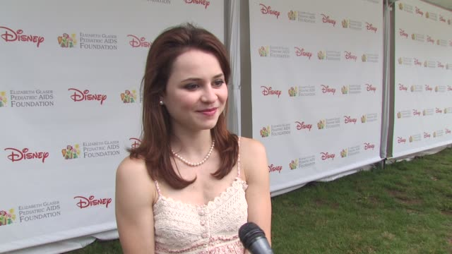 sasha cohen at the 21st annual 'a time for heroes' celebrity picnic benefit at los angeles ca - a time for heroes stock videos & royalty-free footage