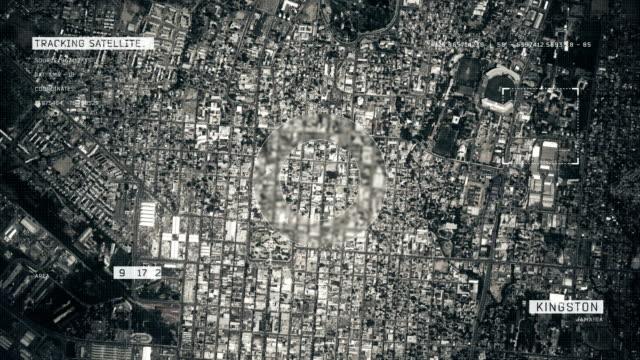 Satellite Image of Kingston