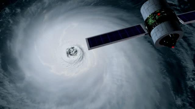satellite tracking hurricane