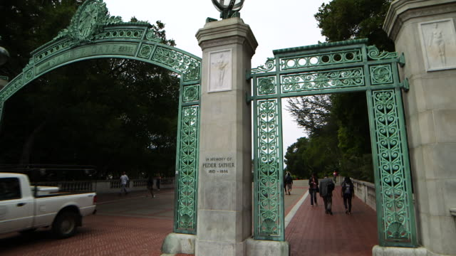 Sather Gate at University of California