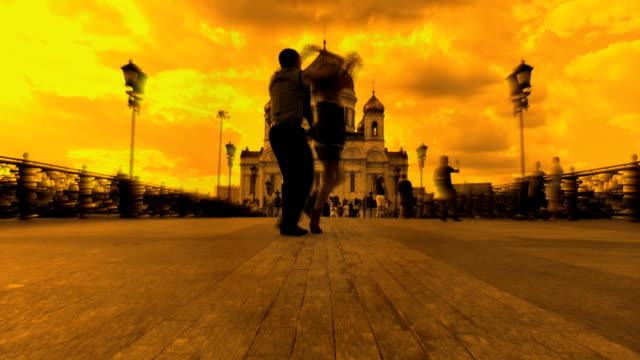 salsa in moscu - salsa stock videos & royalty-free footage