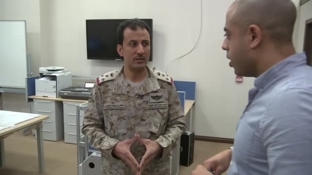 saudi airforce operations center saudia arabia / defence saudi airforce operations center saudi arabia riyadh int screens showing saudi airforce... - luftwaffe stock-videos und b-roll-filmmaterial