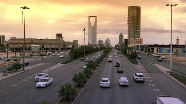 saudi arabia riyadh - persian gulf countries stock videos & royalty-free footage