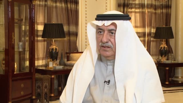 saudi arabia's new foreign minister strikes a note of defiance in the face of international outrage over critic jamal khashoggi's murder saying the... - interview stock videos & royalty-free footage