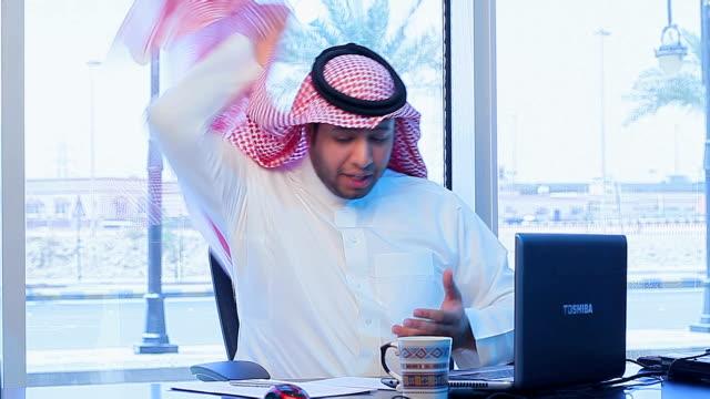 Saudi guy