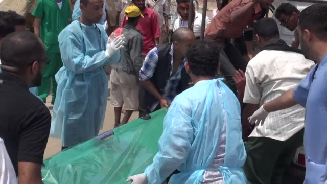 vídeos de stock, filmes e b-roll de saudi warplanes bombed huthi rebels in yemen on thursday launching an arab military intervention in support of its embattled president that regional... - ataque aéreo