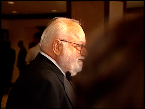saul zaentz at the directors guild awards arrivals at the century plaza hotel in century city, california on march 8, 1997. - century plaza stock videos & royalty-free footage