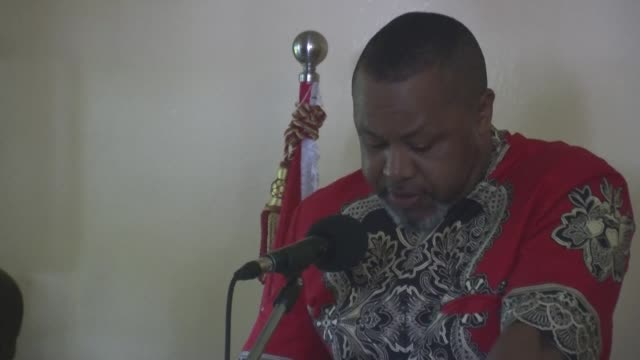 saulos chilima first petitioner in the malawi presidential elections case calls for the immediate resignation of malawi electoral commission... - chairperson stock videos & royalty-free footage