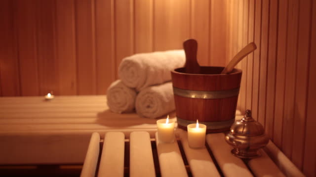 sauna - sauna stock videos & royalty-free footage