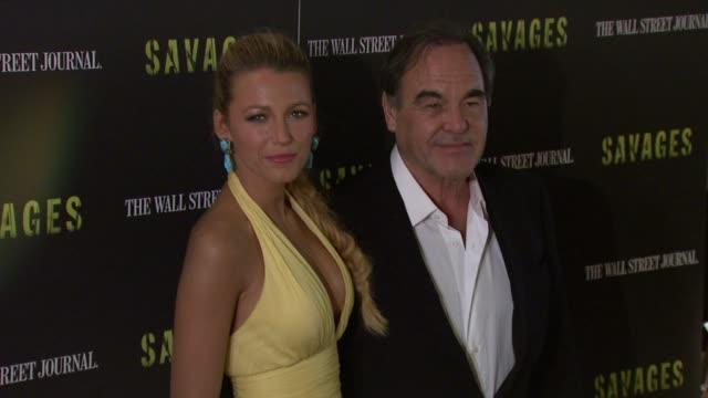 """savages"" new york premiere at sva theater on june 27, 2012 in new york, new york - ロージー ペレス点の映像素材/bロール"