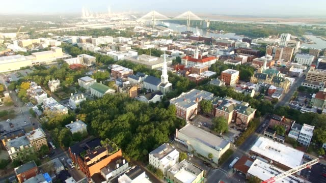 Savannah Charm from above