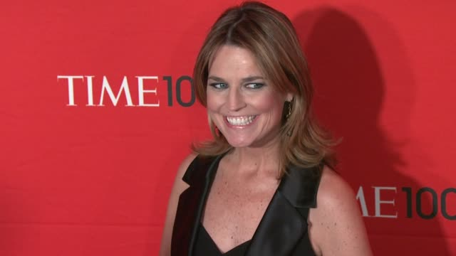 savannah guthrie at time 100 gala at frederick p. rose hall, jazz at lincoln center on april 24, 2012 in new york, new york - savannah guthrie stock videos & royalty-free footage