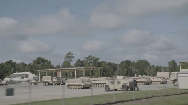 savannah military base - us military stock videos & royalty-free footage