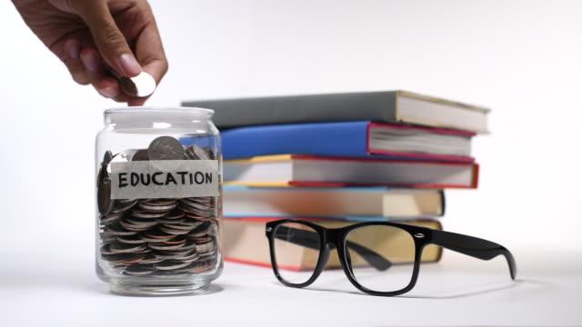 Saving money for education