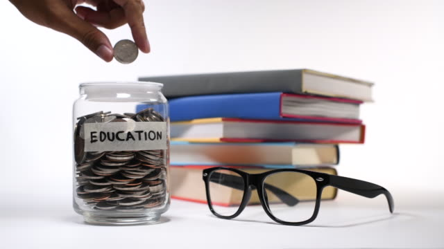 Saving money for education
