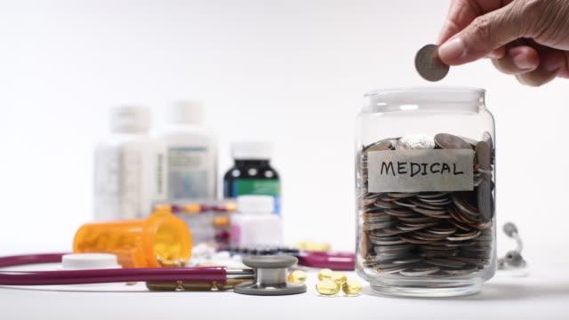 Saving money for medical