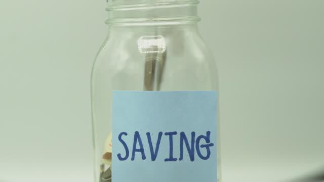 savings account - bank account stock videos & royalty-free footage
