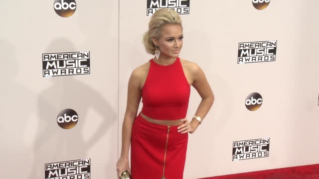 savvy shields at 2016 american music awards at microsoft theater on november 20 2016 in los angeles california - 2016 american music awards stock videos and b-roll footage