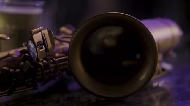 saxophone - saxophone stock videos and b-roll footage