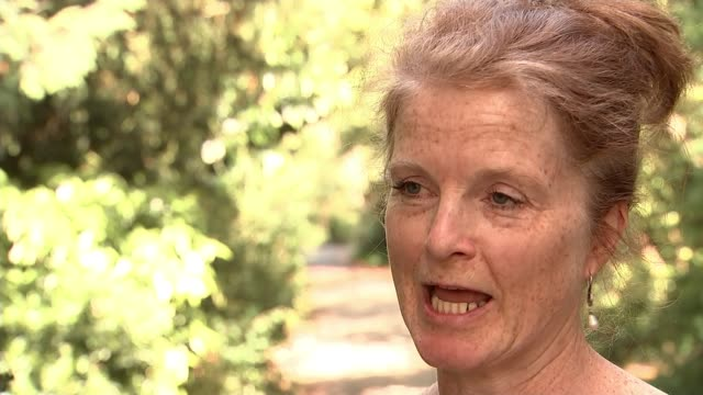 NSPCC says rise in selfharming amongst girls is heart breaking ENGLAND EXT Reporter along with Dr Virginia Davies Dr Virginia Davies interview SOT...