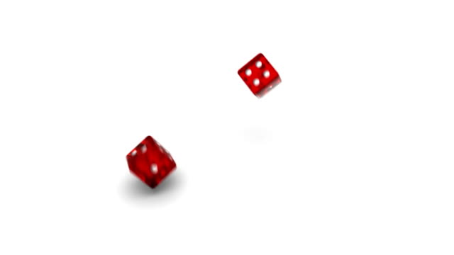 dice roll - dice stock videos & royalty-free footage