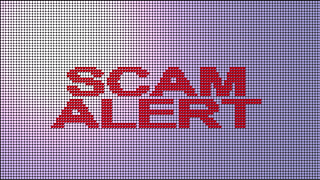 scam alert - corporate theft stock videos and b-roll footage