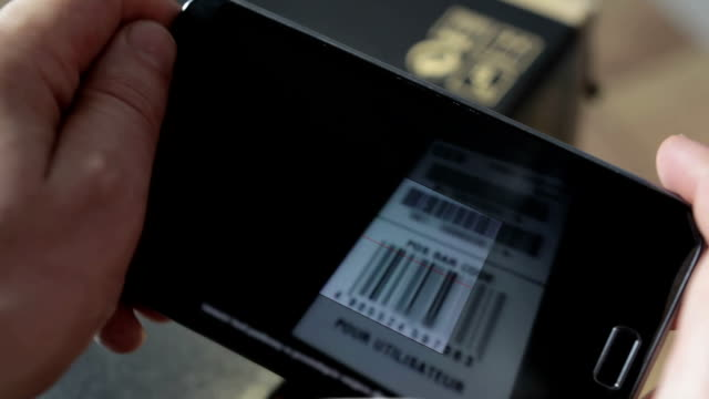 Scanning Bar Code with smart phone