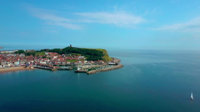 Scarborough South Bay And Castle Scarborough  North Yorkshire