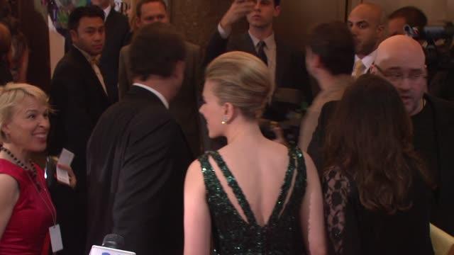 Scarlett Johansson at the 64th Annual Tony Awards at New York NY