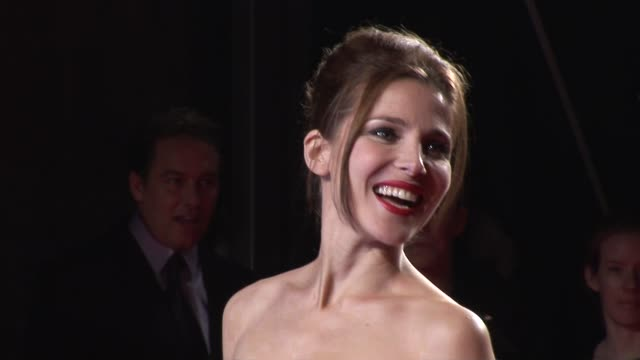 scarlett johansson at the dolce gabbana party milan fashion week at milan - scarlett johansson stock videos and b-roll footage